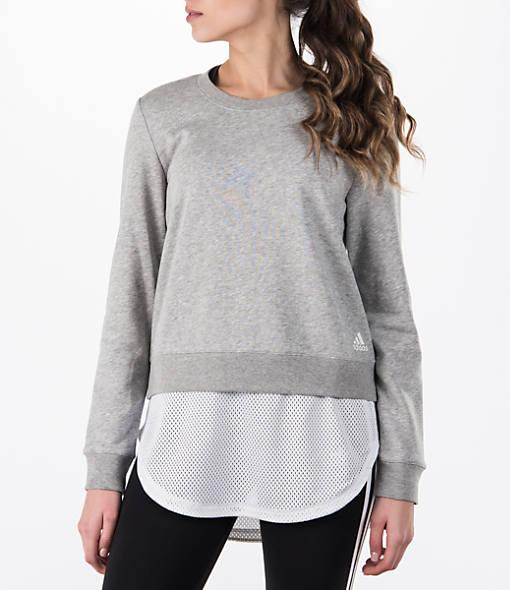Women's adidas Training Dual Sweatshirt