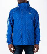 Men's adidas Pharrell Williams Sherpa Winderbreaker Jacket