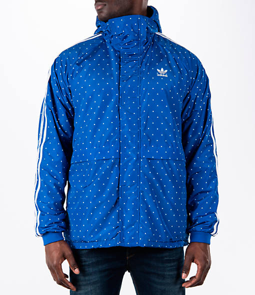 Men's adidas Pharrell Williams Sherpa Winderbreaker Jacket
