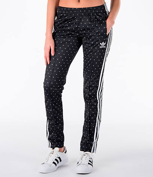 Women's adidas Originals Pharrell Williams Hu Firebird Track Pants