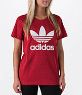 Women's adidas Originals Pharrell Williams HU Boyfriend T-Shirt