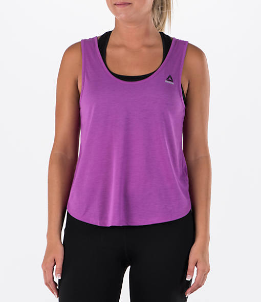 Women's Reebok Crop Tank