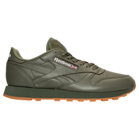 Men's Reebok Classic Leather Autumn Casual Shoes