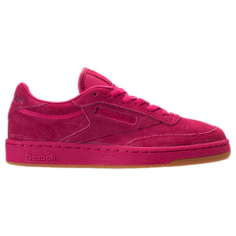 Girls' Grade School Reebok Club C Casual Shoes