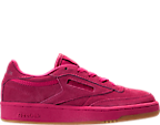 Girls' Preschool Reebok Club C Casual Shoes