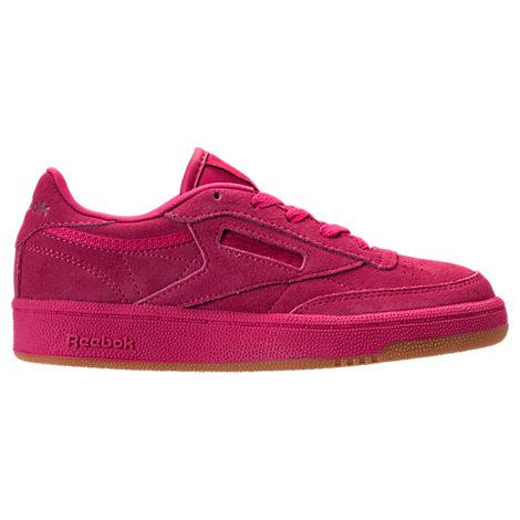 Girls' Preschool Reebok Club C Casual Shoes