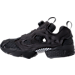 Left view of Men's Reebok Instapump Fury OG Casual Shoes in Black/White