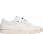 Women's Reebok Club C Zip Casual Shoes