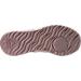 Bottom view of Women's Reebok Guresu 1.0 Casual Shoes in Shell Pink