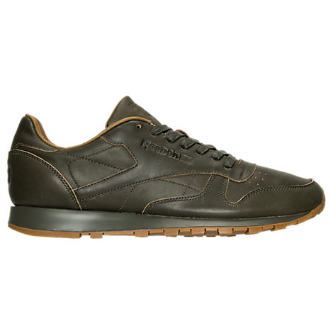 Men's Reebok Classic Leather Lux Casual Shoes