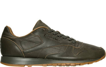 MEN'S REEBOK CLASSIC CL LEATHER LUX