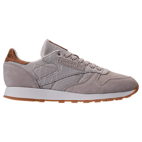 Men's Reebok Classic Leather EBK Casual Shoes