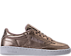 Women's Reebok Club C Metallic Casual Shoes
