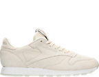 Men's Reebok Classic Leather Metallic Casual Shoes