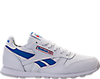 Boys' Grade Schoool Reebok Classic Leather SO Casual Shoes