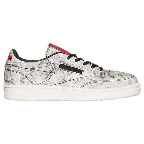 Boys' Grade School Reebok Club C Kendrick Casual Shoes