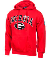 Men's Step Ahead Georgia Bulldogs College Pullover Hoodie