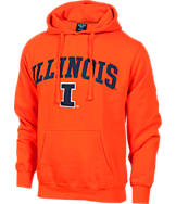 Men's Step Ahead Illinois Fighting Illini College Pullover Hoodie