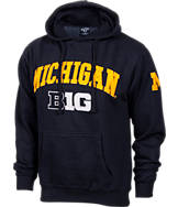 Men's Step Ahead Michigan Wolverines College Pullover Hoodie