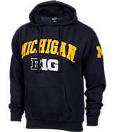 Men's Step Ahead Michigan Wolverines College Pullover Hoodie