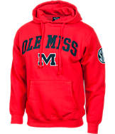 Men's Step Ahead Mississippi Rebels College Pullover Hoodie