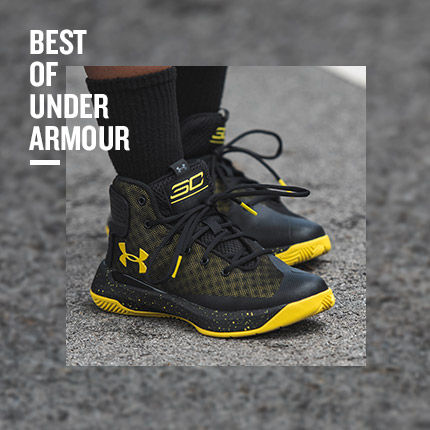 Best of Under Armour for Back to School. Shop Now.