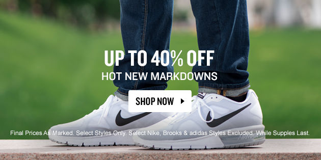 Up To 40% Off Hot New Markdowns. Shop Now.