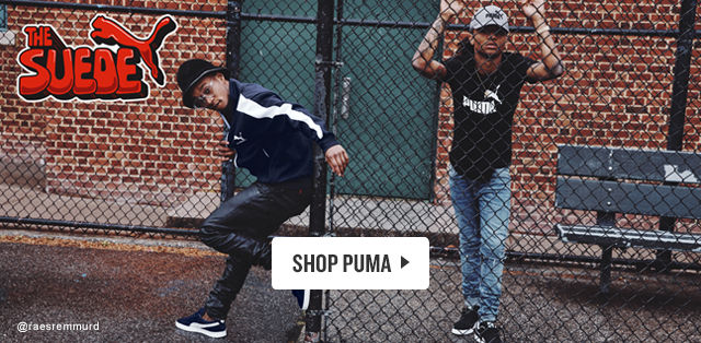 The Suede. Shop Puma.