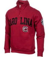Men's Step Ahead South Carolina Gamecocks College Quarter Zip Sweatshirt