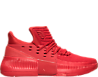Boys' Grade School adidas Dame 3 Basketball Shoes