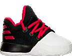 Boys' Toddler adidas Harden Vol. 1 Basketball Shoes