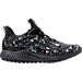 Right view of Boys' Grade School adidas Star Wars AlphaBOUNCE Running Shoes in Star Wars Black