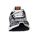 Front view of Boys' Preschool adidas Star Wars AlphaBOUNCE Running Shoes in Star Wars White
