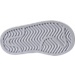 Bottom view of Kids' Toddler adidas Superstar Casual Shoes in White/Onyx/White