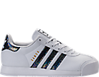 Girls' Grade School adidas Samoa Casual Shoes