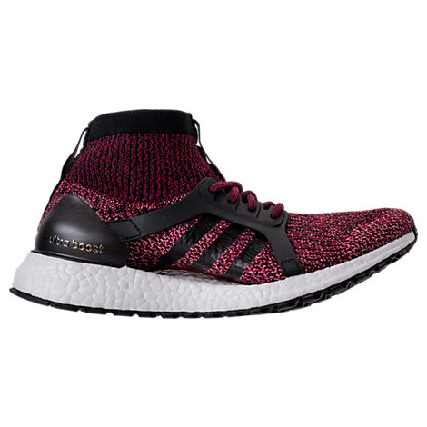 WOMEN'S ULTRABOOST X ATR RUNNING SHOES, RED