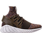 Men's adidas Tubular Doom Primeknit Casual Shoes