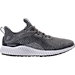 Right view of Men's adidas AlphaBounce EM HPC Running Shoes in Medium Grey Heather/White