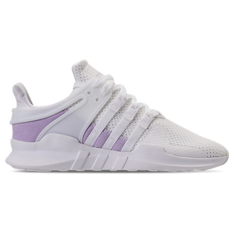 WOMEN'S EQT SUPPORT ADV CASUAL SHOES, WHITE