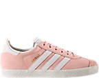 Girls' Grade School adidas Gazelle Casual Shoes