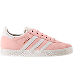 Girls' Preschool adidas Gazelle Casual Shoes