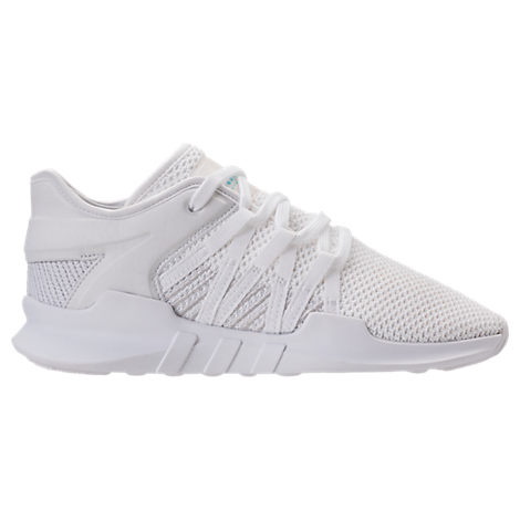 cc41dccdfaa9 ADIDAS ORIGINALS EQT RACING ADV FAUX SUEDE-TRIMMED STRETCH-KNIT AND ...