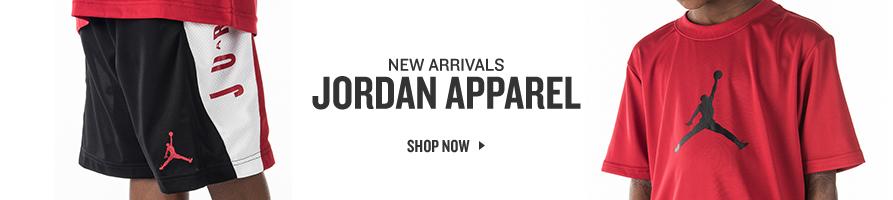 New Arrivals Jordan Apparel. Shop Now.