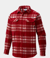 Men's Columbia Alabama Crimson Tide College Flare Gun Flannel Shirt