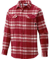 Men's Columbia Arkansas Razorbacks College Flare Gun Flannel Shirt