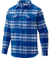 Men's Columbia Kentucky Wildcats College Flare Gun Flannel Shirt