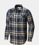 Men's Columbia Notre Dame Fighting Irish College Flare Gun Flannel Shirt