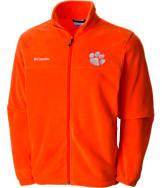 Men's Columbia Clemson Tigers College Flanker II Full-Zip Jacket