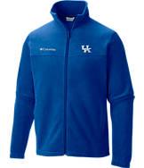 Men's Columbia Kentucky Wildcats College Flanker II Full-Zip Jacket