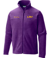 Men's Columbia LSU Tigers College Flanker II Full-ZIp Jacket